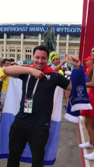 FIFA WORLD CUP: France - Croatia