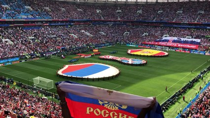 FIFA WORLD CUP: Russia - Spain