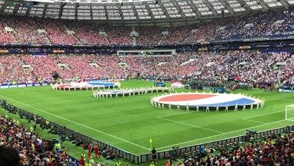 2018 FIFA World Cup Final: France-Croatia