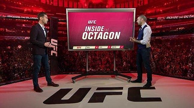 UFC 230: Inside the Octagon