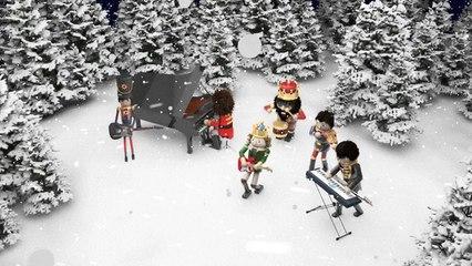 David Crowder Band - Carol Of The Bells / Christmas Eve (Sarajevo 12/24)