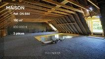 MORBIHAN – Entre Josselin et Ploermel - Maison 180m² hors d'eau/hors d'air avec piscine et 2370m²
