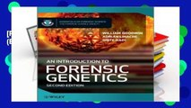[P D F] An Introduction to Forensic Genetics (Essential Forensic Science) [E P U B]