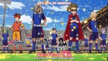 Inazuma Eleven Orion no Kokuin | Ep 4 | English Subbed