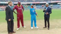 India VS West Indies 5th ODI: West Indies win toss, Elect to bat first | वनइंडिया हिंदी