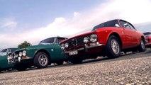 50 ans de l'Alfa Romeo Giulia à Balocco