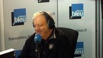"""PSG :- """"Cavani a reçu le Ballon d'or des plus de 28 ans""""  : l'édito de Stéphane Bitton sur France Bleu Paris (1/11/2018)"""