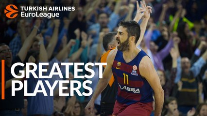 Greatest Players: Juan Carlos Navarro