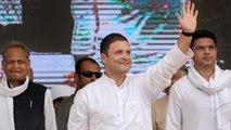 Rajasthan Election 2018:Rahul Gandhi के 80 Candidates तय, Gehlot लड़ेंगे चुनाव  | वनइंडिया हिंदी