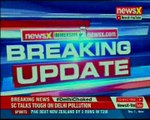 Union Minister Vijay Goel speaks to NewsX on air pollution