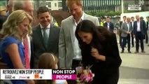 Meghan Markle et le prince Harry bluffés par un sosie de la duchesse