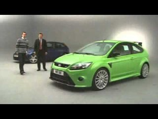 Ford Focus RS (2009) CAR review