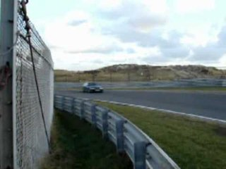 Ben Barry's E36 BMW M3 drifting at Zandvoort (2010)