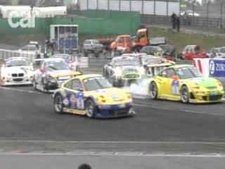 Nurburgring 24 hour race (2008)