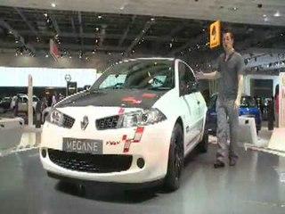 Renault Megane R26.R London Motor Show (2008)
