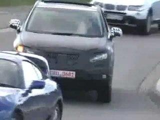 Lexus RX (2009) spy video