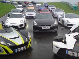 Performance car of the year time trials (2008)