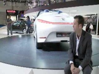 Honda OSM London Motor Show video (2008)