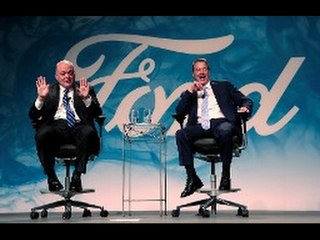 Ford CEO Mark Fields quits, replaced by tech turnaround specialist