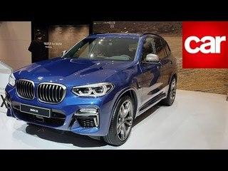 BMW X3 | Frankfurt Motor Show