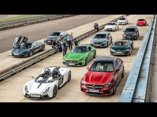 Gavin Green on the 11 best sports cars of 2017 - from McLaren 720S to Mountune RS and Merc E63