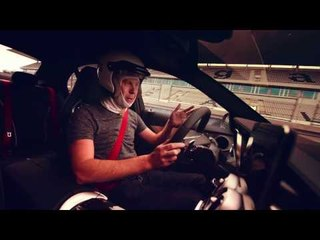 Mercedes-AMG C63 saloon (2015) video review