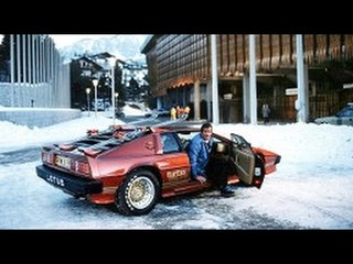 Roger Moore and His James Bond Cars
