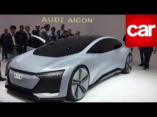 Audi Aicon | Frankfurt Motor Show 2017