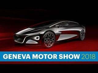 Aston Martin Lagonda concept: V12 swapped for battery power