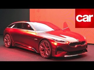 Kia Proceed | Frankfurt Motor Show 2017
