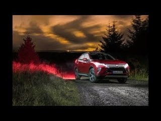 Chasing the solar eclipse in the Mitsubishi Eclipse Cross