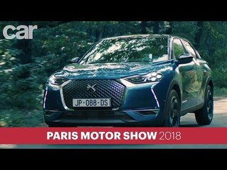 DS 3 Crossback: choose from petrol, diesel or electric power. This or an Audi Q2?