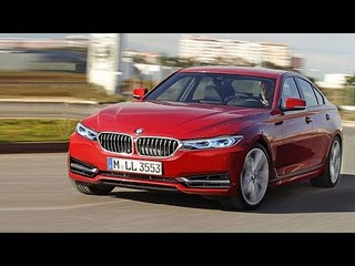 Revealed: new 2019 BMW 3-series codenamed G20
