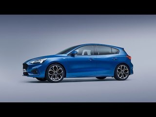 The New 2018 Ford Focus Is Here