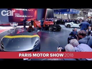 Your handy guide to the Paris motor show 2018 | CAR Magazine