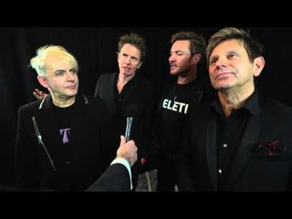 Q Awards 2015: Duran Duran – Q Icon