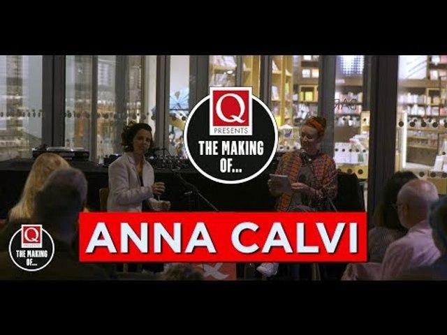 Q Presents The Making Of Hunter By Anna Calvi