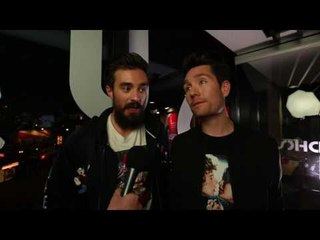 StubHub Q Awards 2016 Interviews: Bastille winners of Q Best Track
