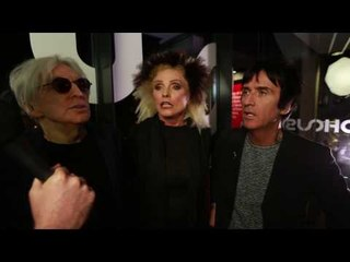 StubHub Q Awards 2016 Interviews: Blondie & Johnny Marr