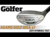 Adams Golf Idea a7 Hybrid - 2011 Hybrids Test - Today's Golfer