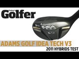 Adams Golf Idea Tech V3 Hybrid - 2011 Hybrids Test - Today's Golfer