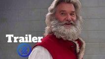 The Christmas Chronicles Trailer.The Christmas Chronicles Official Trailer 2 2018 Kurt