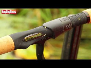 Browning Black Viper II Feeder Rod Review