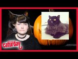 Caturday Spooktacular Halloween Special