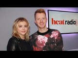 Chloe Grace Moretz talks new film The 5th Wave with James Barr!