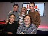 Jack Black and the Goosebumps cast speak to Sarah Powell!