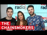The Chainsmokers are BIG fans of chicken and beer!