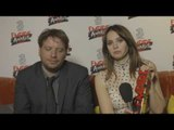 Tom Hiddleston and more face heat's Confessions from the Couch at the Three Empire Awards