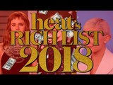 Heat Rich List 2018: Where do Harry Styles, Rihanna and Adele land on this year's list?