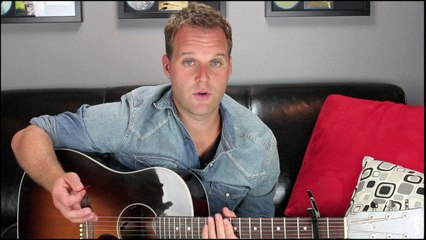Matthew West - Matthew West Teaches How To Play Strong Enough
